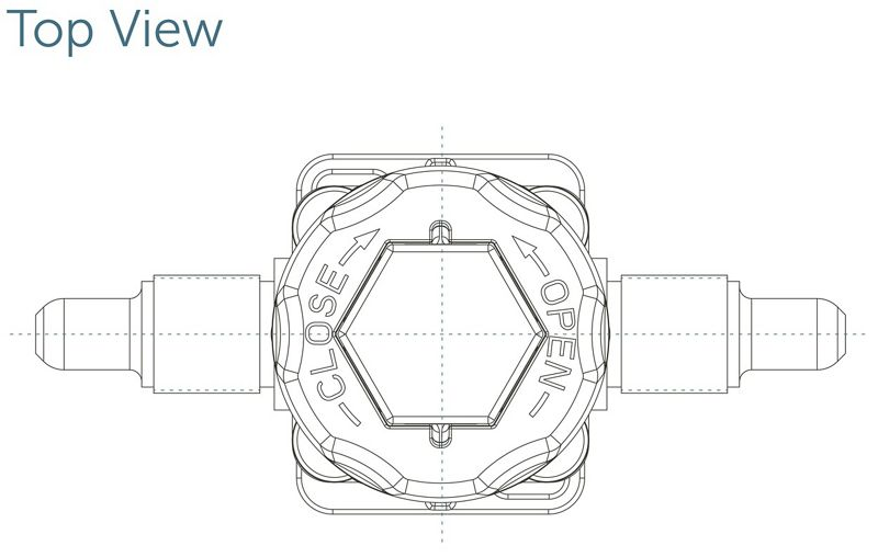 CR4 Series Manual Valves, 1/4