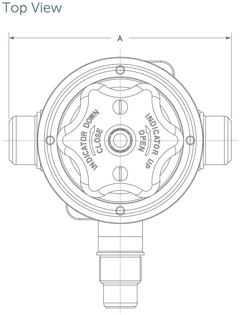 Integra® Manual Valves, 1