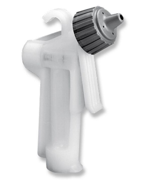 Nitrogen Spray Guns Nozzle Color Entegris