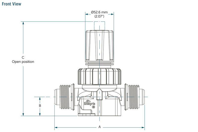 Integra® Plus WS Manual Valves, 1