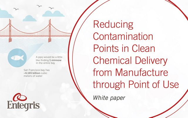Clean Chemical Delivery WP